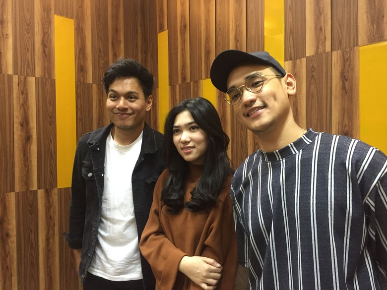 Isyana, Afgan, dan Rendy Pandugo Kolaborasi di Music in the Air