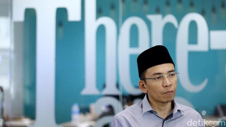 Demokrat Kini Enggan Bicara Sanksi ke TGB yang Dukung Jokowi