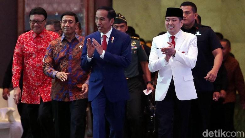 Ini Alasan Perindo Dukung Jokowi di Pilpres 2019
