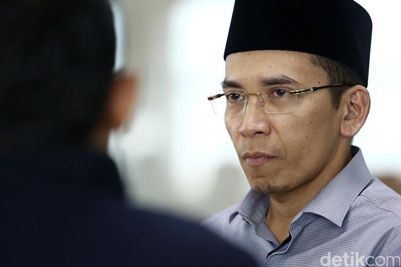 PD: Kita Tak Main Langsung Pecat untuk TGB yang Dukung Jokowi