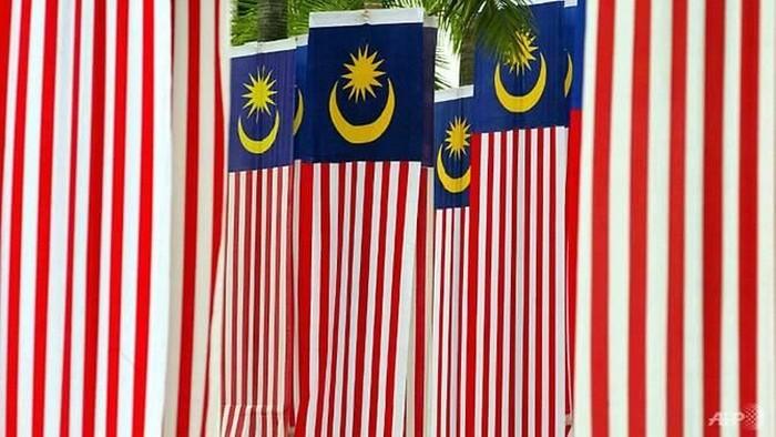 Bendera Malaysia (Foto: AFP PHOTO)