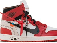 Virgil Abloh x Air Jordan 1 The Ten