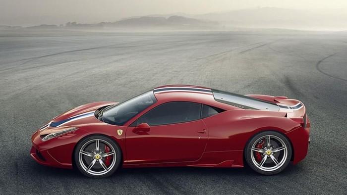 Ferrari 458 (auto.ferrari.com)