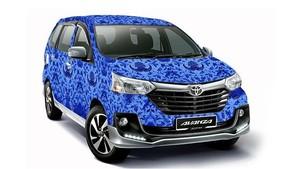 Kala Mobil Mercy Jokowi dan PNS Pakai Baju Korpri