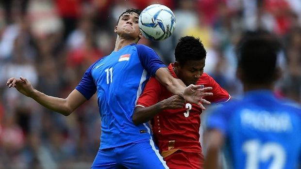 Timnas Indonesia perlu mewaspadai Singapura yang bertanding di kandang sendiri.