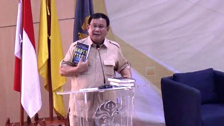 Tak Cuma Prabowo, Mega dan SBY Pernah Bicara Indonesia Pecah