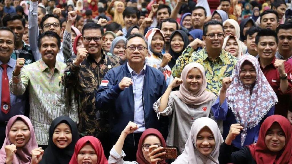 Deklarasi Gerakan Kami Indonesia, Ketua MPR Minta Bangsa Tak Pecah