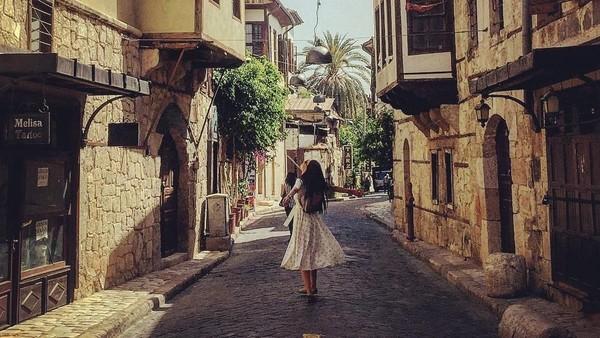 Foto: Tarsus, wisata kota bersejarah di Turki (gulseamine/Instagram)
