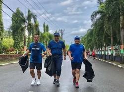 Berbagai Motivasi Unik Melakukan Olahraga Sambil Pungut Sampah