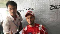 Bukan Pebalap, Ini Orang Indonesia yang Pernah Berperan di MotoGP