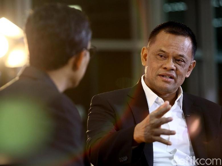 Manuver Gatot Nurmantyo Sambangi Kediaman Prabowo