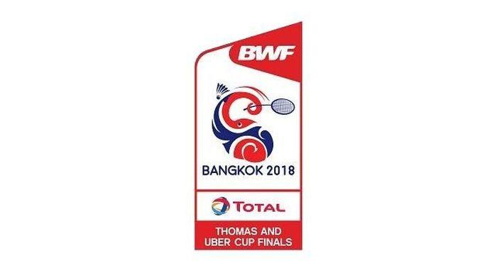 Piala Thomas dan Uber 2018 akan digelar di Bangkok pada 20-27 Mei (Foto: -)