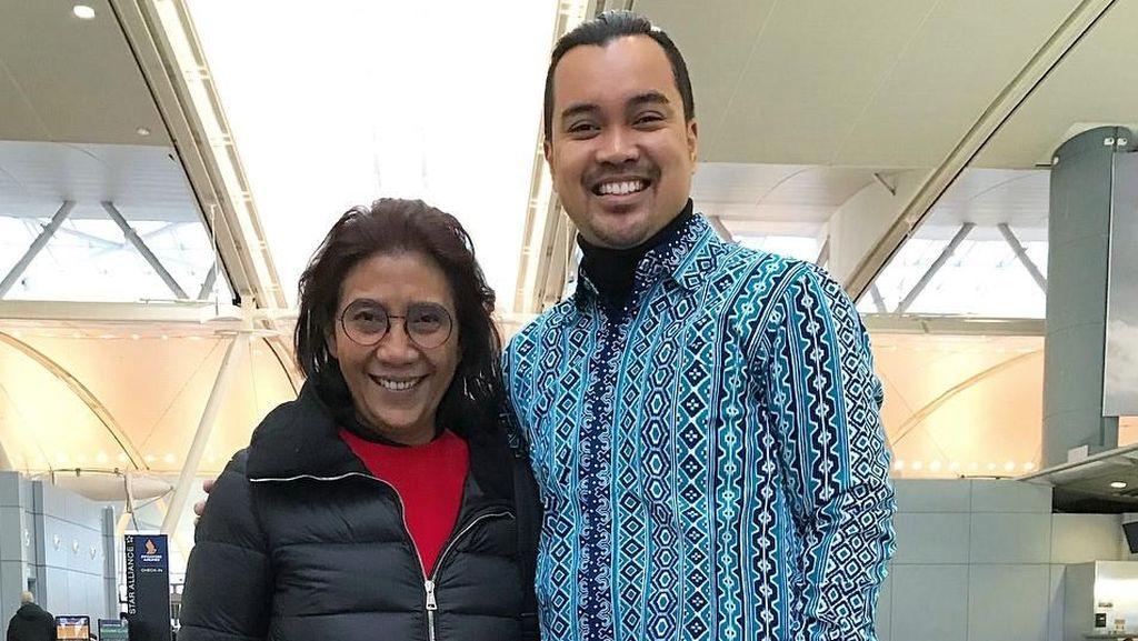 Deretan Tamu Spesial Tukang Becak Asal RI yang Sukses di AS