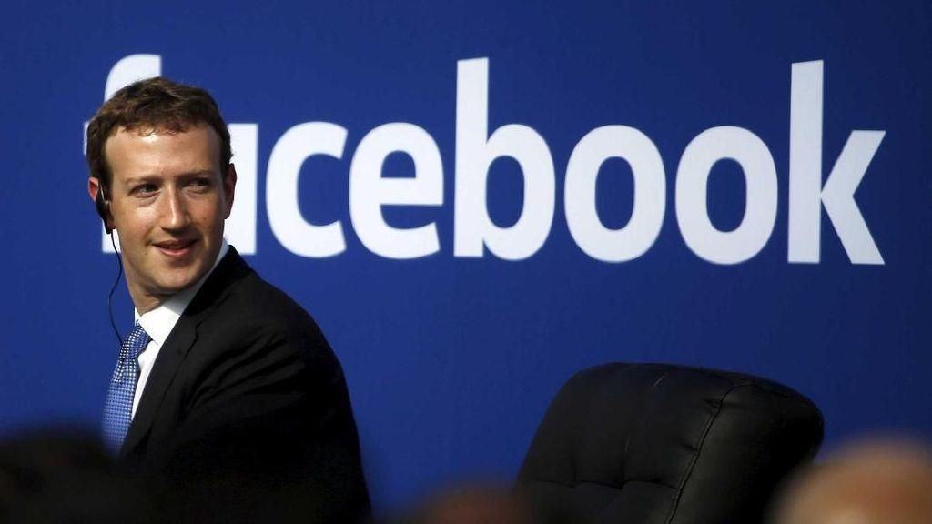 Facebook Rombak Besar-besaran Jajaran Petinggi