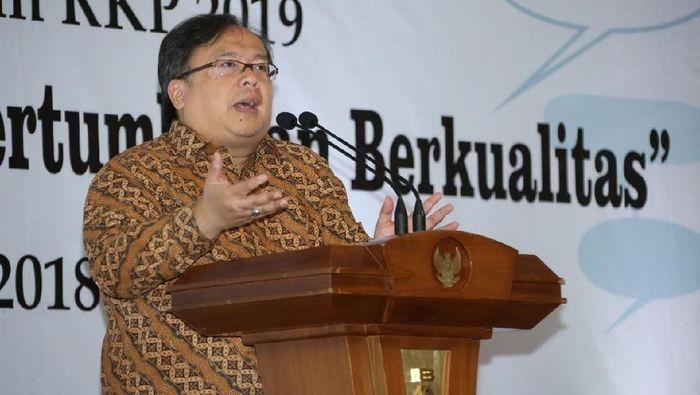 Menteri Perencanaan Pembangunan Nasional/Kepala Bappenas Bambang Brodjonegoro/Foto: dok. Bappenas