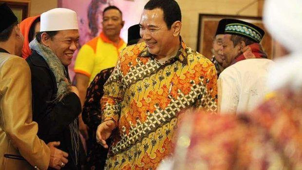 Ketua Dewan Pembina Partai Berkaya Tommy Soeharto.