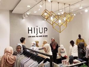 HIJUP Akan Buka Toko Busana Muslim Pertama di London
