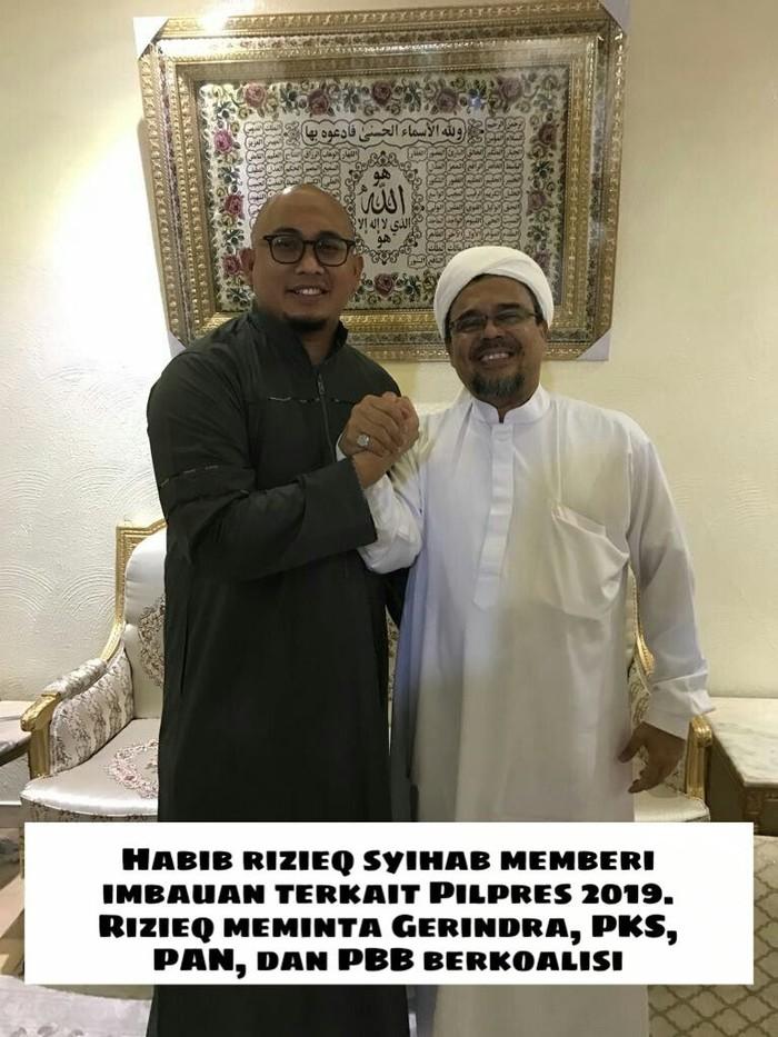 Meme Politik Koalisi Habib Rizieq Akankah Jadi Nyata
