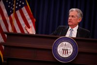Gubernur The Fed Jerome Powell