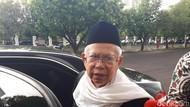 Maruf Amin Pimpin Rapat MUI Bahas Penanganan Korban Gempa NTB