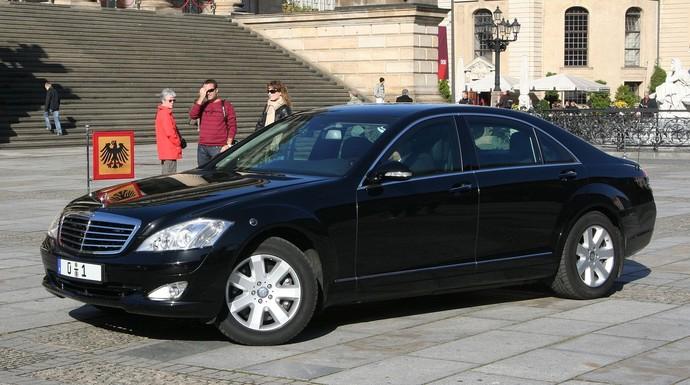 20 Mobil Dinas Termahal di Dunia Para Pemimpin Negara (II)
