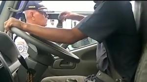 Viral, Petugas Dishub DKI Bantah Ambil Rp 50 Ribu dari Sopir