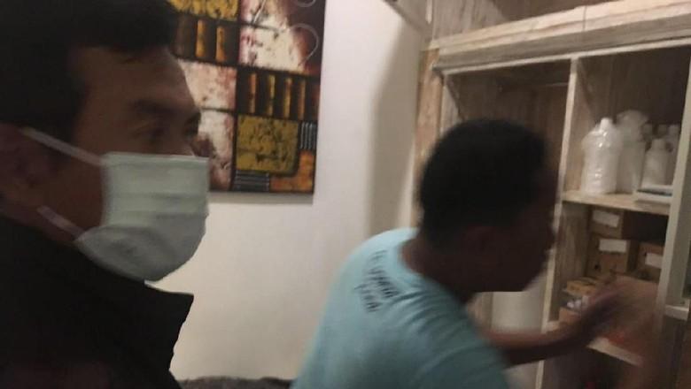 Omzet Home Industry Ganja Sintetis di Bali Capai Rp 3 Miliar