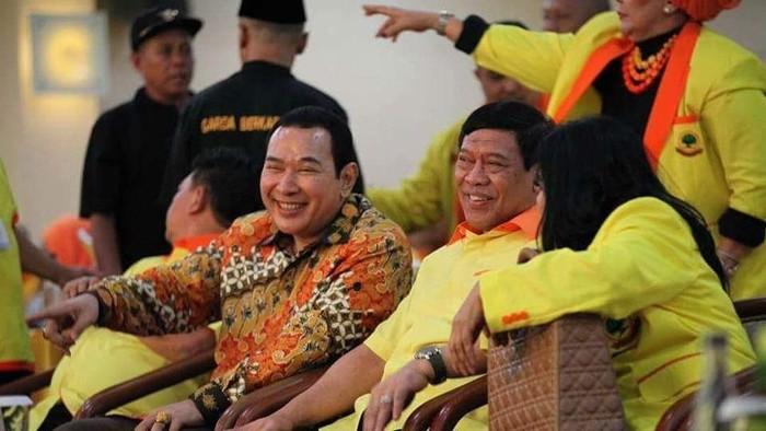 Foto: Ketum Partai Berkarya Tommy Soeharto