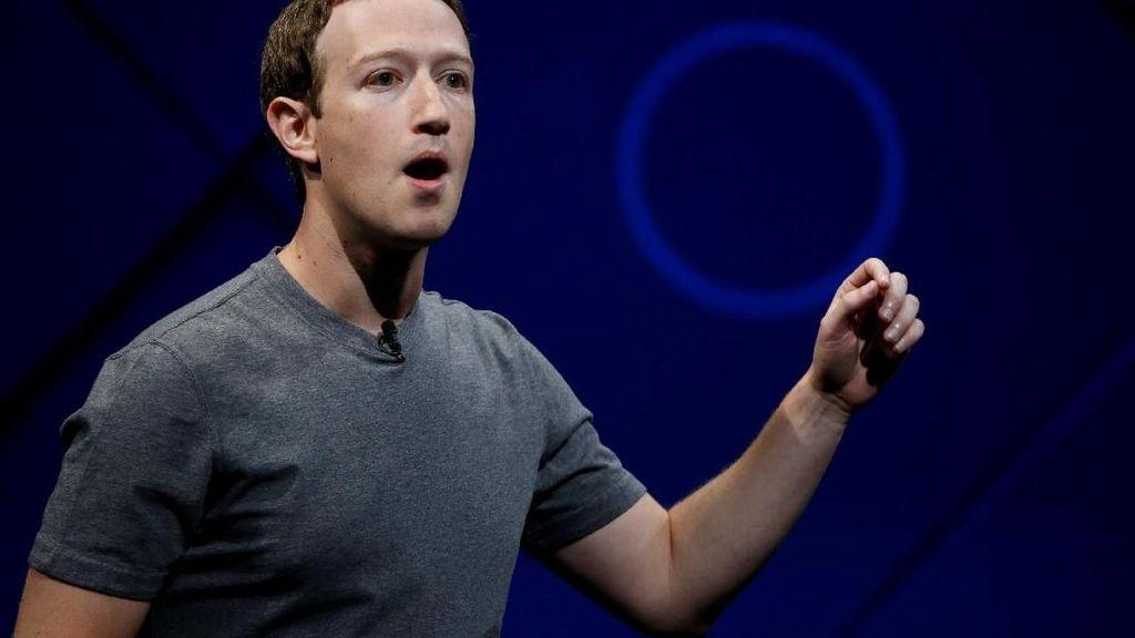 Catat! Ini Janji Zuckerberg Lindungi Data Pengguna Facebook