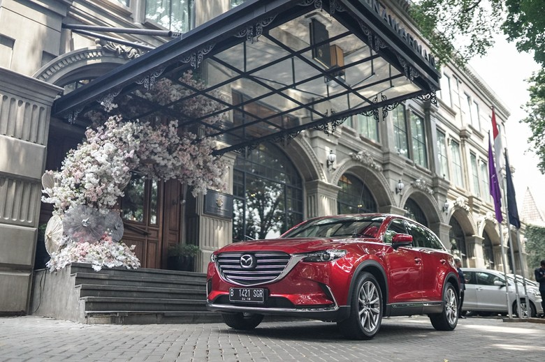 Mazda All New CX-9. Foto: Mazda