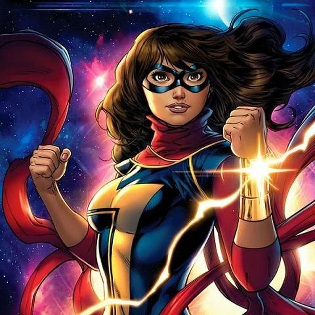 Komik Ms. Marvel Selesai Diganti dengan Seri Terbaru di 2019