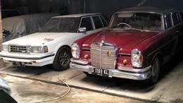 Keluar-Masuk Dunia Otomotif, Pria Ini Sukses di Bisnis Mobil Klasik