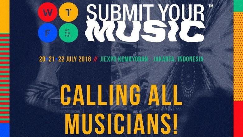 detikHOT Bagi-bagi Tiket We the Fest 2018 di Sini!