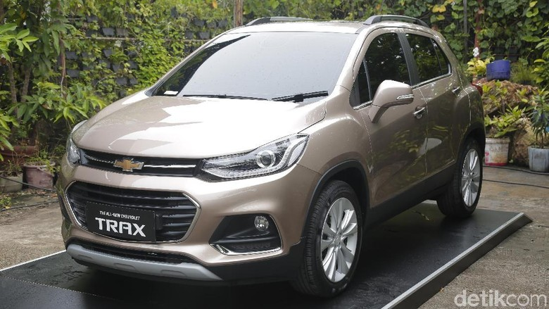 Chevrolet Trax Berkelir Tembaga Yes Or No