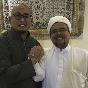 Rizieq Shihab Atur Strategi Koalisi Pilpres Hadapi Jokowi