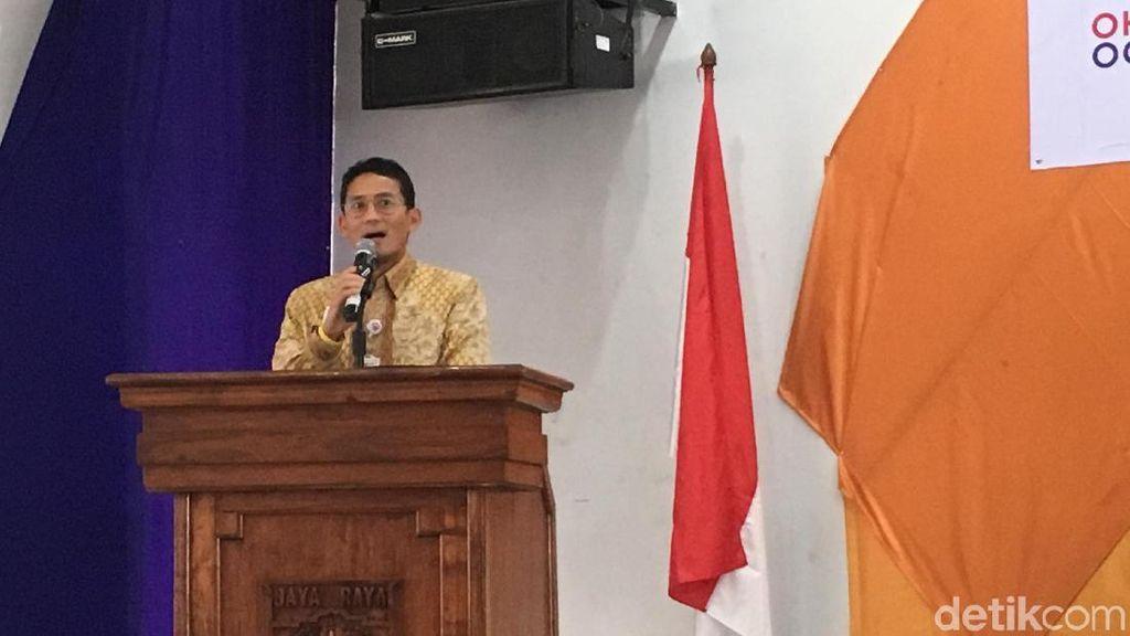 Sandi Bicara Perkembangan Ekonomi ASEAN