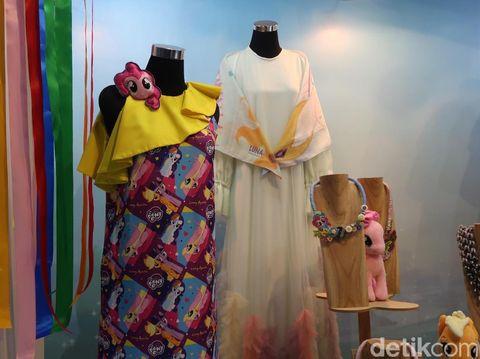 8 Desainer Indonesia Rancang Koleksi Terinspirasi My Little Pony