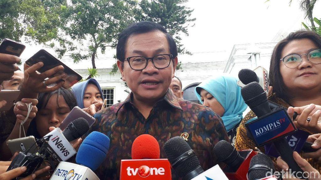 Pramono Anung: Jokowi Umumkan Nama Cawapres di Akhir Pendaftaran