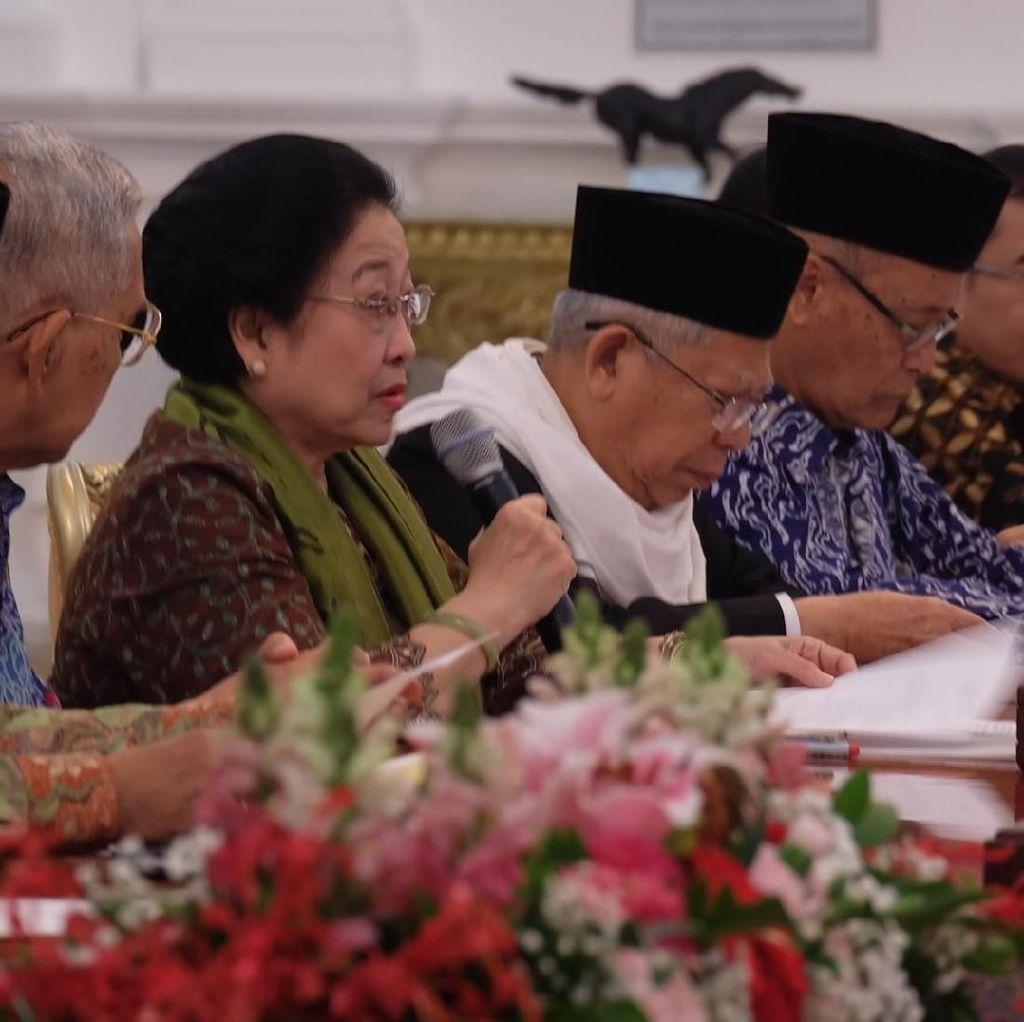 Gaji Rp 112 Juta Megawati di BPIP, Gerindra: Sangat Tidak Pantas