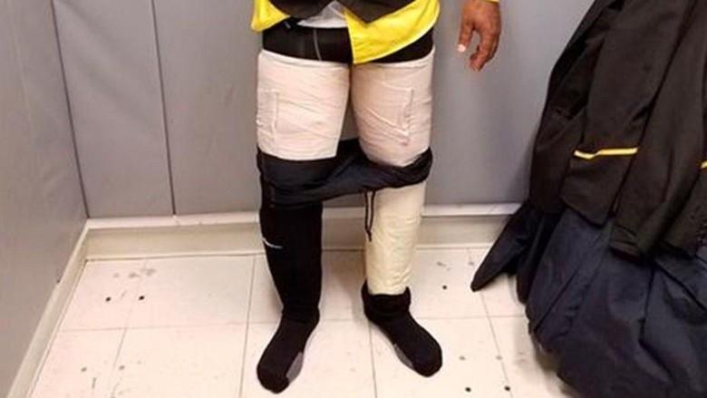 Pegawai bandara selundupkan kokain (U.S. Customs and Border Protection)