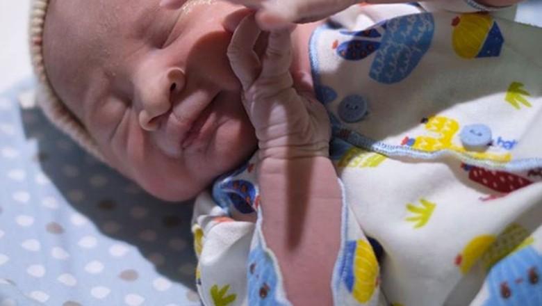 Its a Boy! Zaskia Adya Mecca Melahirkan Anak Ke-4/ Foto: Instagram