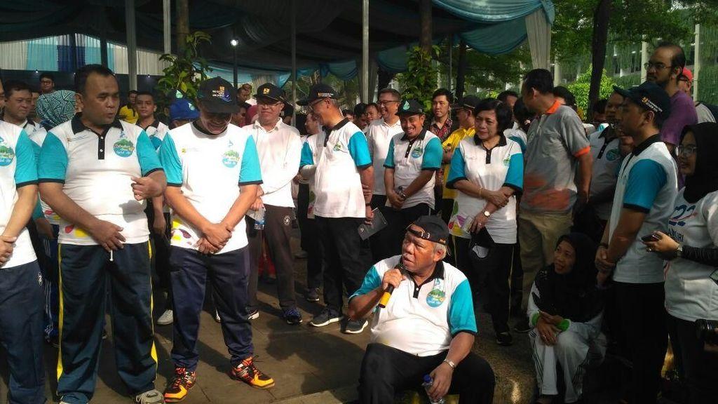 Pesan Menteri PUPR ke PNS di Hari Air Dunia