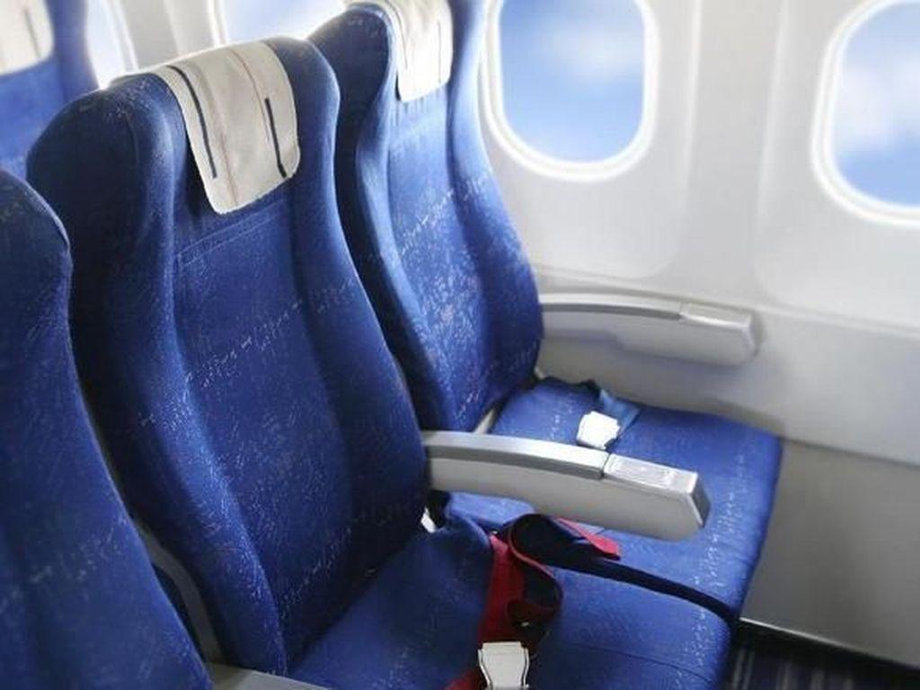 Apakah Kursi Tengah Pesawat Akan Tetap Kosong Setelah Pandemi?