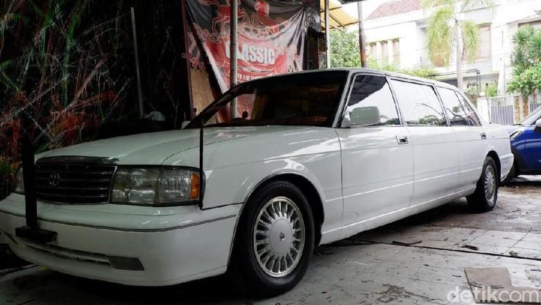 Toyota Crown Limousine (Foto: Classic Car Interior)
