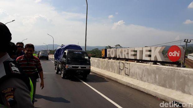 Sering Trabakan Maut di Flyover Kretek Brebes, Ini Tuntutan Warga