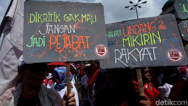 PPP: Jangan Sampai UU MD3 Bawa Indonesia Kembali ke Zaman Orba