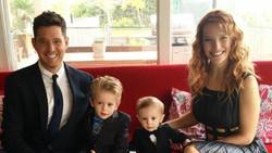 Mengenal Kanker Hati yang Diidap Anak Michael Buble
