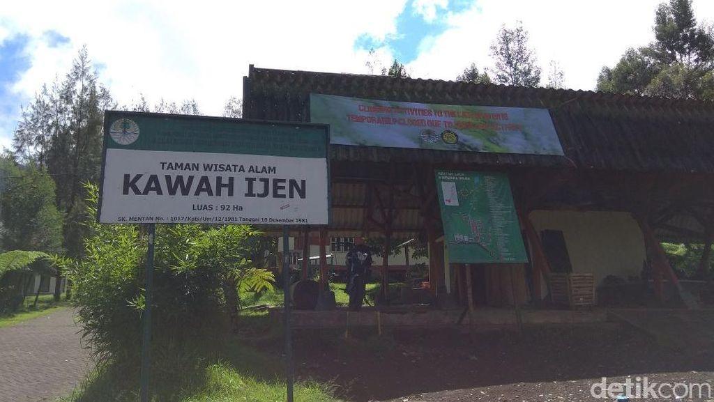 Dua Wisatawan Hilang di Ijen, Polisi dan BPBD Lakukan Pencarian