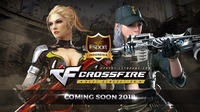 Crossfire Nextgen. Foto: internet