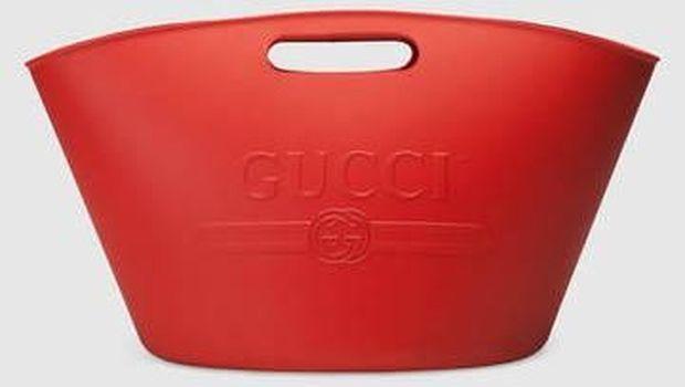 Tas Gucci Seharga Rp 13 Jutaan Ini Dibilang Mirip Ember Pel